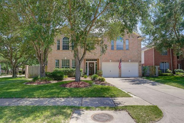 Cinco Ranch Meadow Ridge