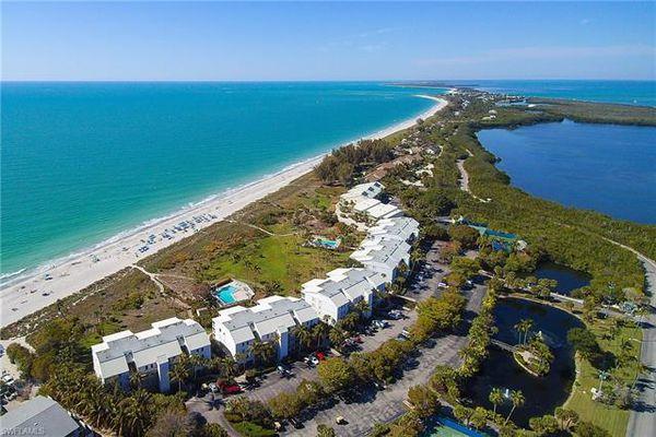 Gulf Beach Villas Condominiums