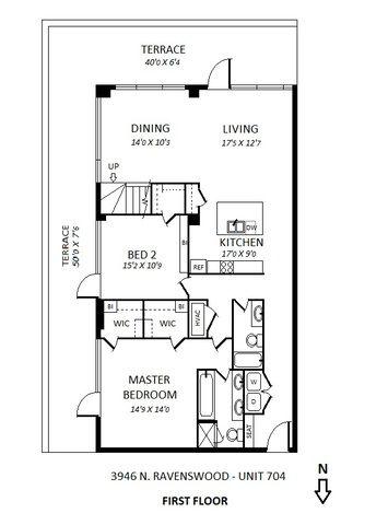 3946 N Ravenswood Avenue 704
