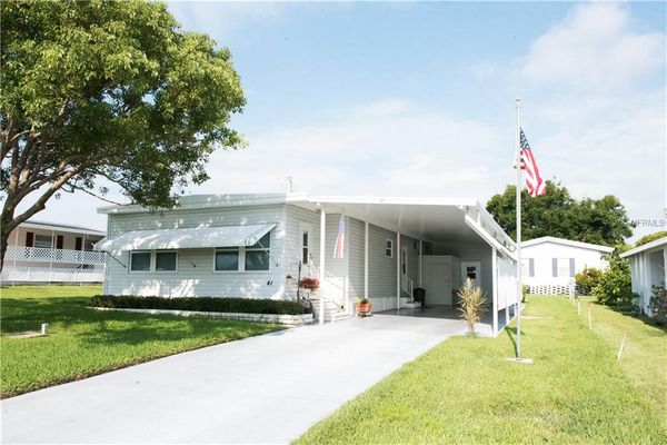 Lake Tarpon Mobile Home Village