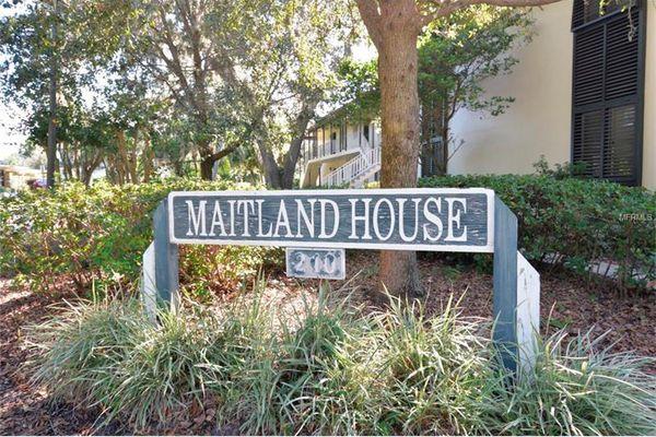Maitland House Condominiums