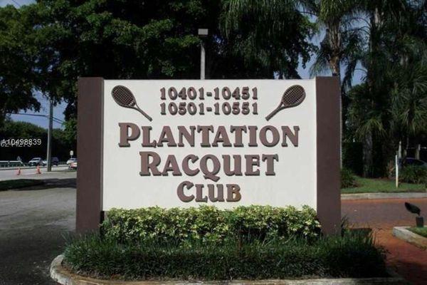 Plantation Racquet Club