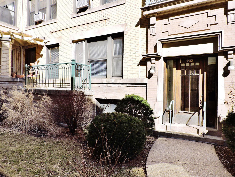5518 S Cornell Avenue 1W