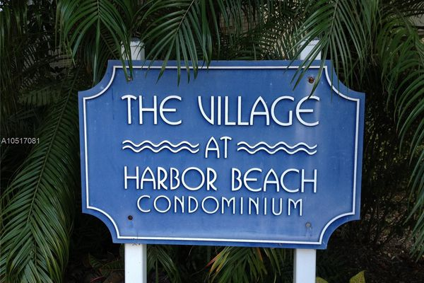 Village At Harbor Beach Condominiums