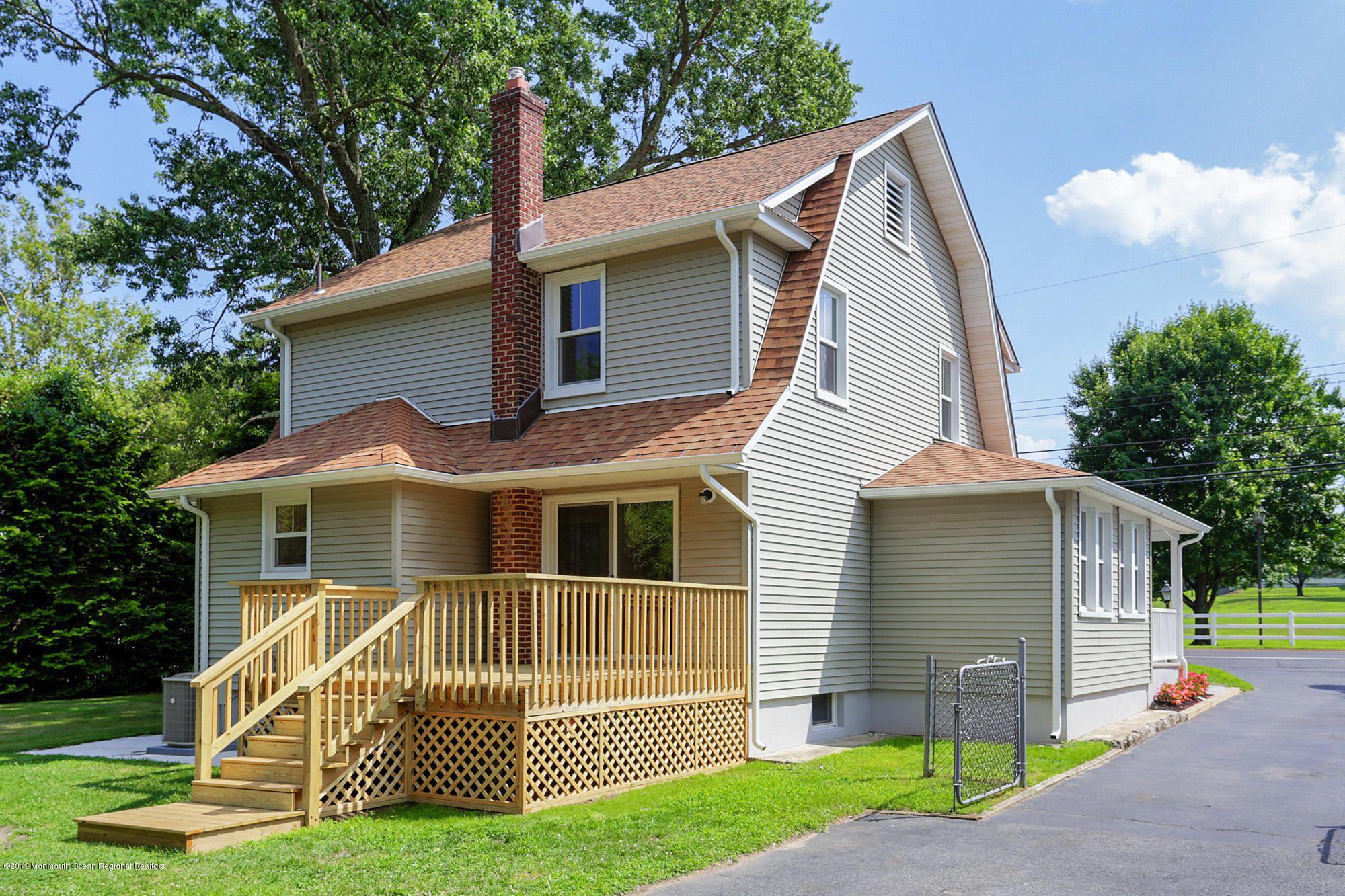 891 Leonardville Road Leonardo New Jersey