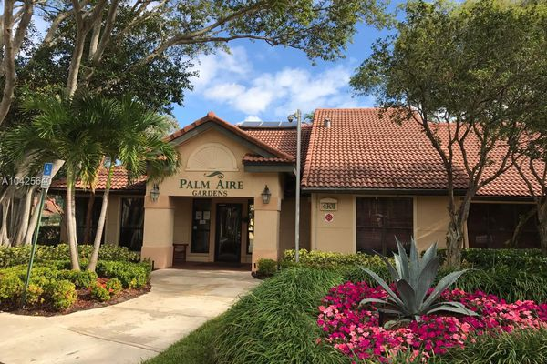 Palm Aire Gardens Condominiums