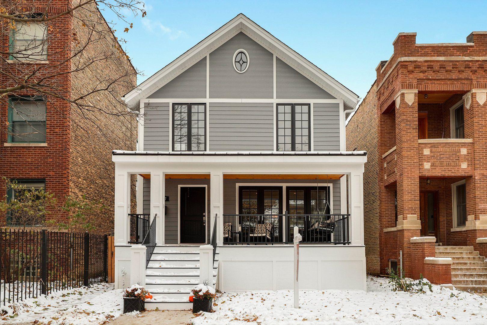4517 N Whipple Street