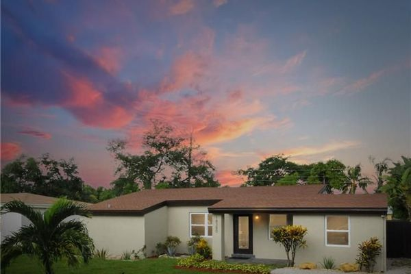 Sun Ray Homes Greynolds Park