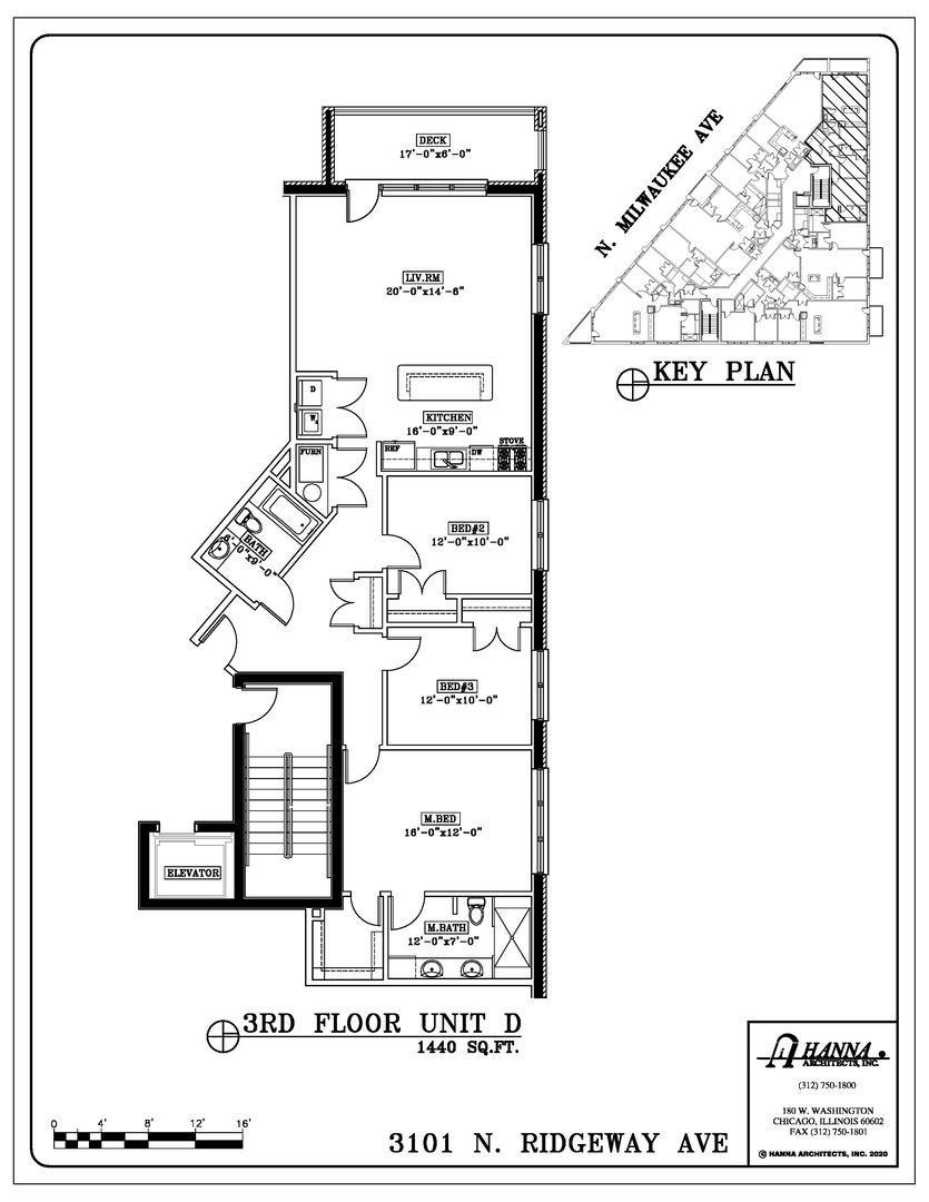 3101 N Ridgeway Avenue 3D