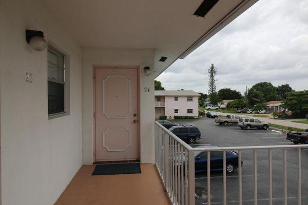 Four Palms Condominiums