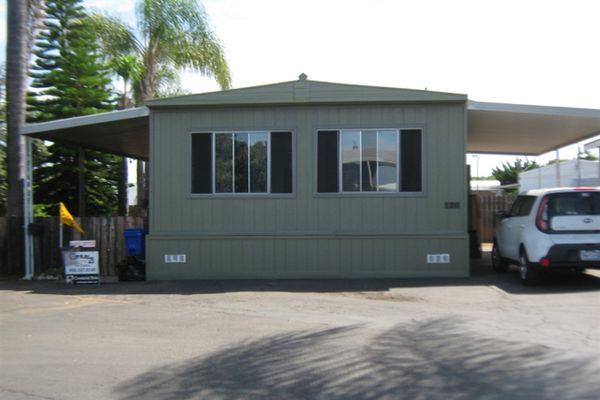 Kearny Lodge Mobile Home Park San Diego California