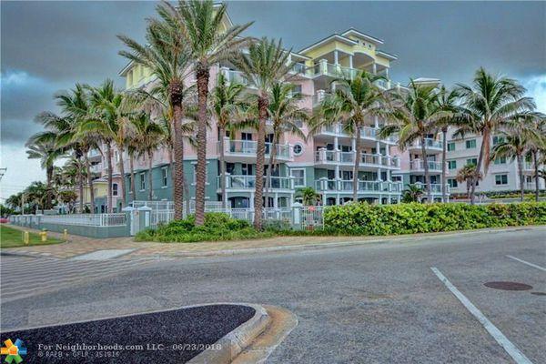 Ocean Plaza On Deerfield Beach Condominiums
