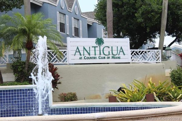 Antigua At Country Club Of Miami