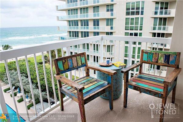 Ocean Hillsboro Condominiums