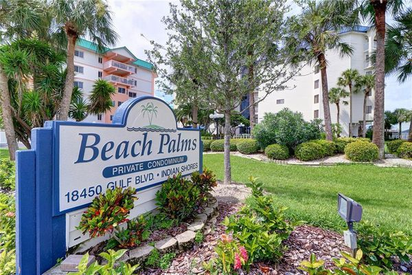 Beach Palms Condominiums