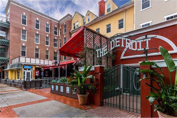The Hotel Detroit Condominiums