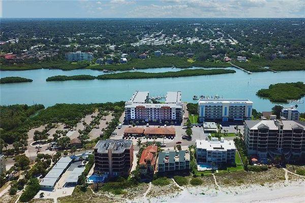 Golden Shores Condominiums