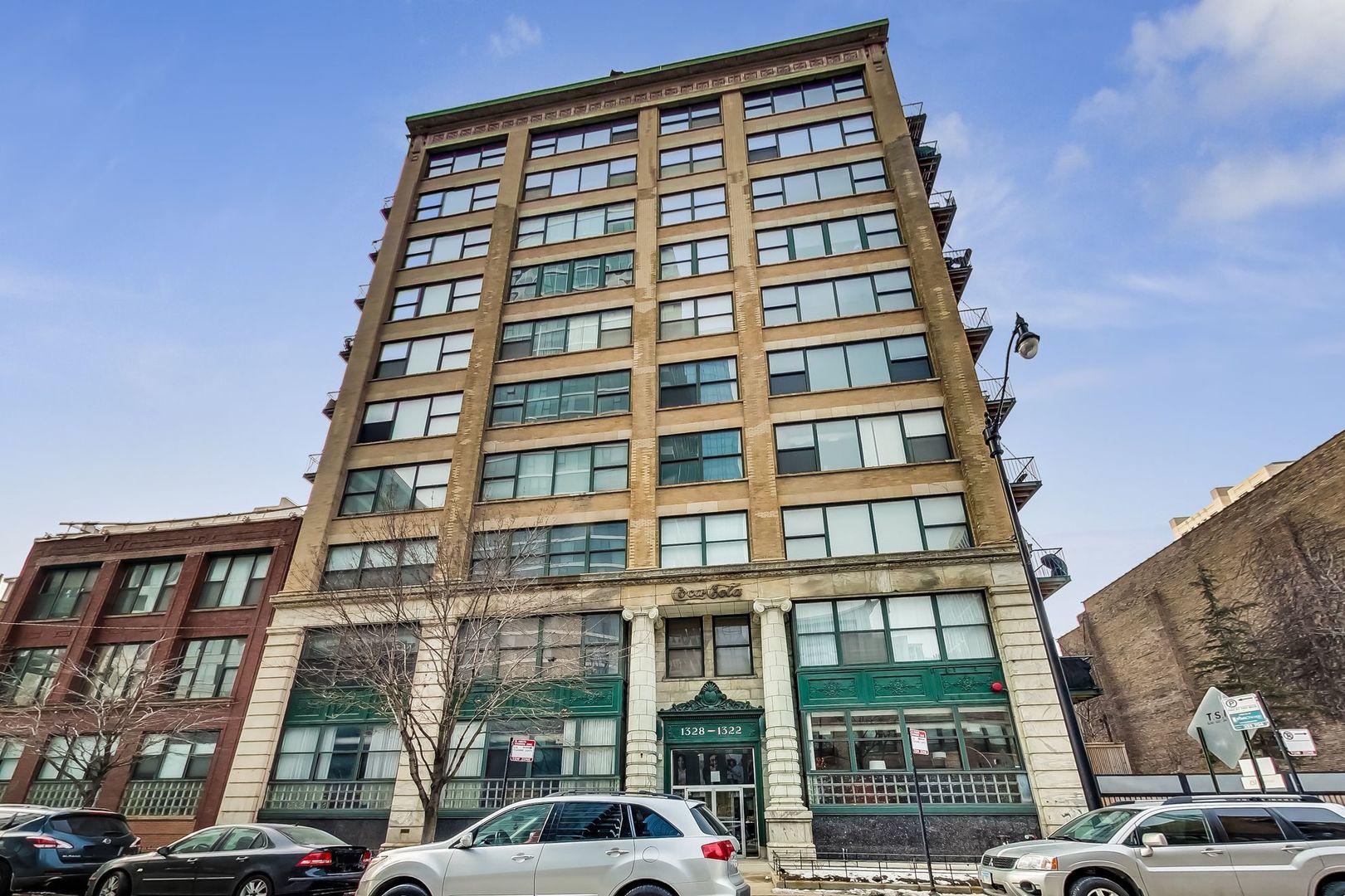 1322 S Wabash Avenue E