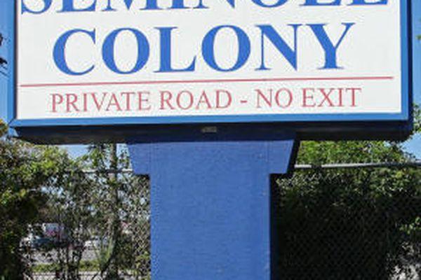 Seminole Colony Condominiums