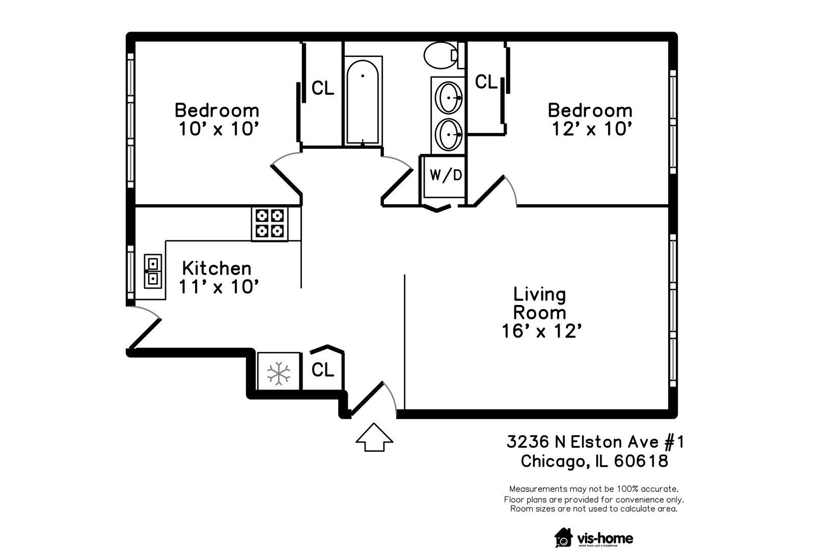 3236 N Elston Avenue 1