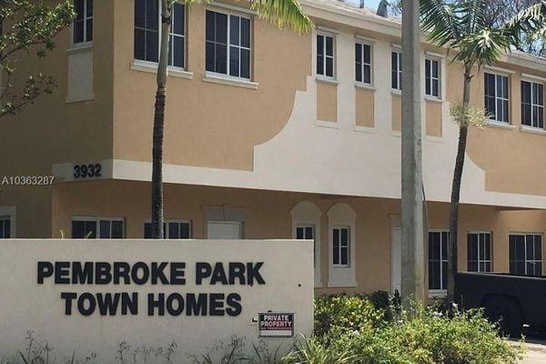 Pembroke Park Town Homes