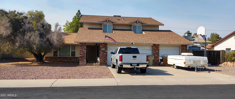 6402 W Desert Hills Drive
