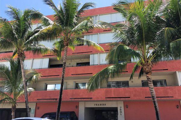 Frances Condominiums