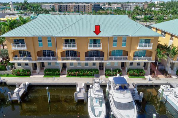 Marina Village At Boynton Beach Marina Townhouse Condominiums