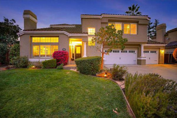 18355 Del Monte Avenue Morgan Hill California