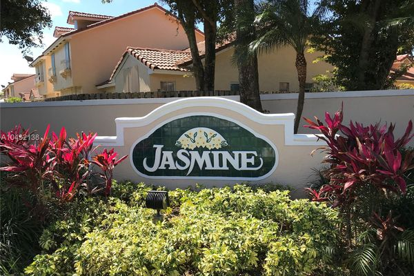 Jasmine At Hammocks