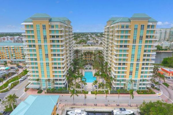 Marina Village At Boynton Beach Condominiums