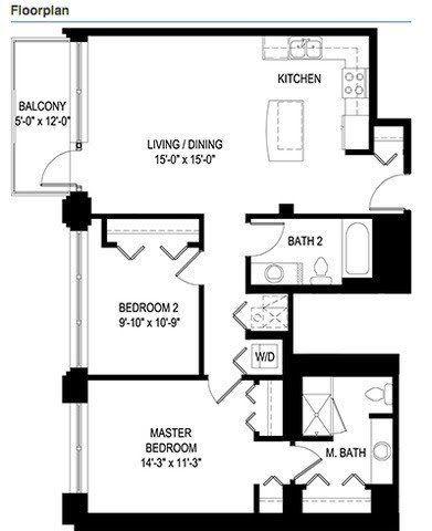 770 W Gladys Avenue 606