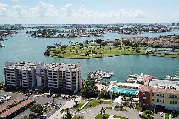 Treasure Island Tennis And Yacht Club