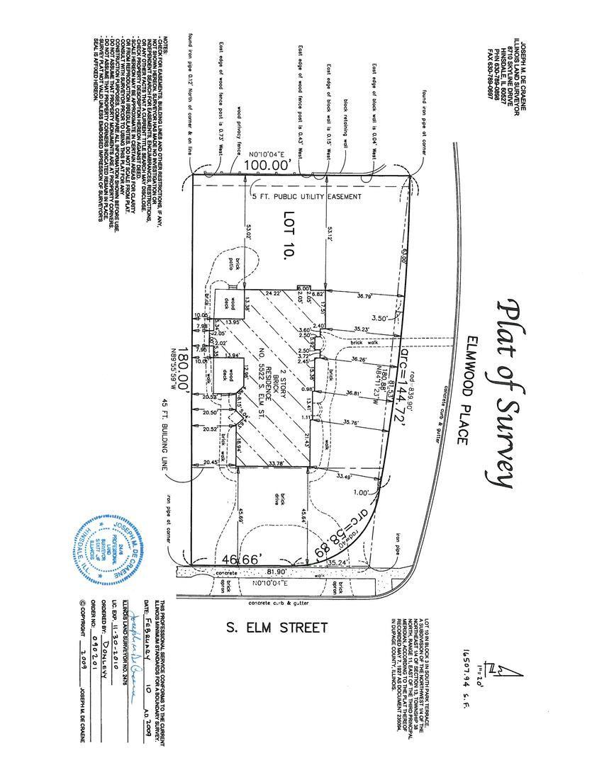 5522 S Elm Street