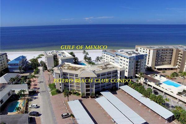 Estero Beach Club Condominiums