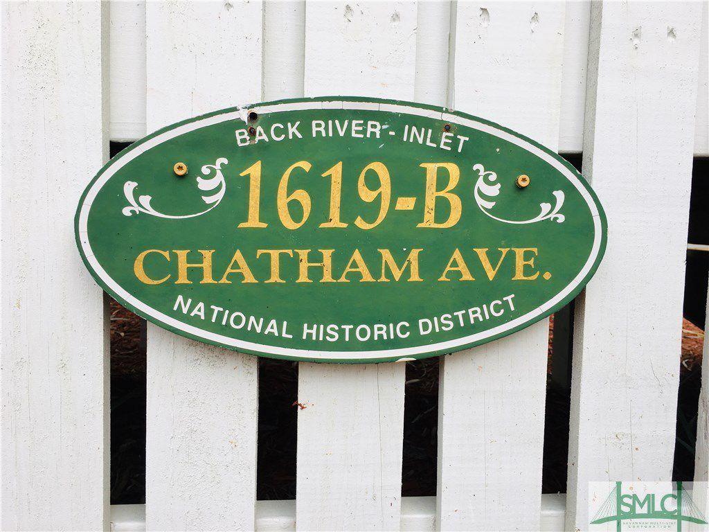 1619 B Chatham Avenue