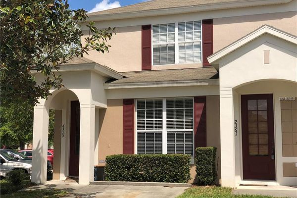 Windsor Palms Townhomes