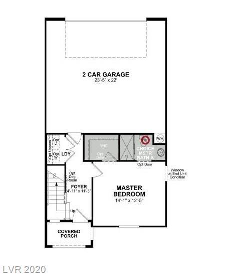1201 Paradise Basin Court lot 36