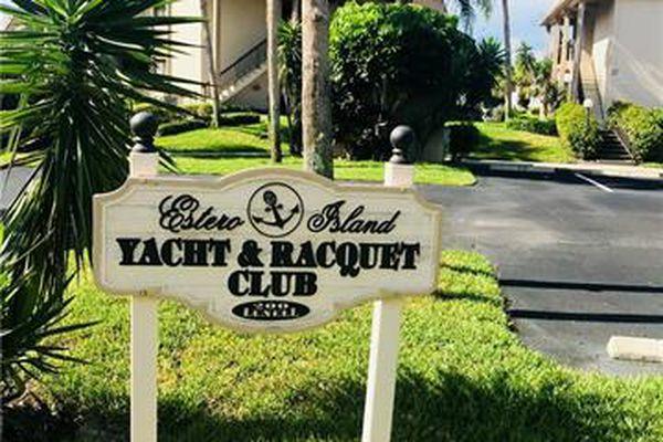 Estero Island Yacht Racquet Club Condominiums