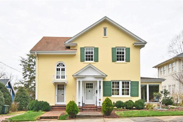 925 Carolina Avenue Winston Salem North Carolina
