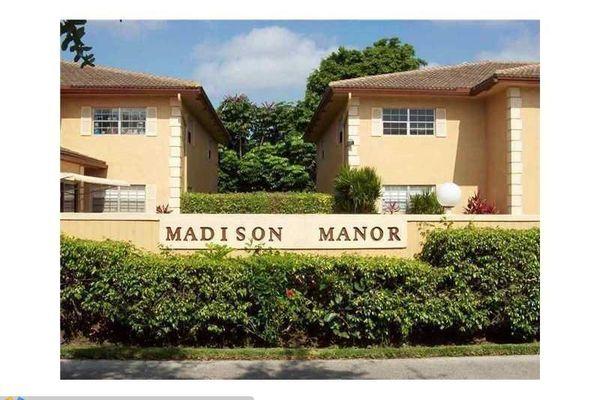 Madison Manor Condominiums