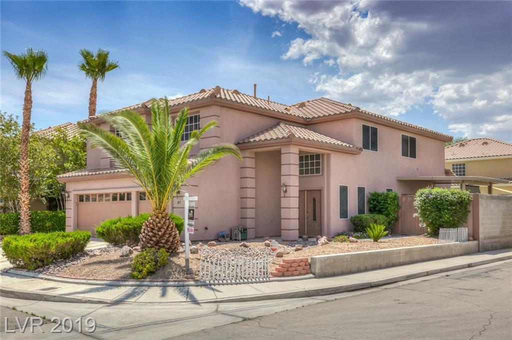 811 Cline Cellars Avenue Las Vegas Nevada