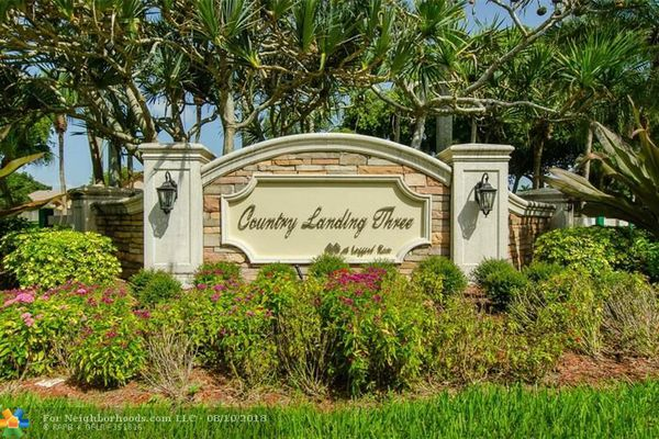 Country Landing