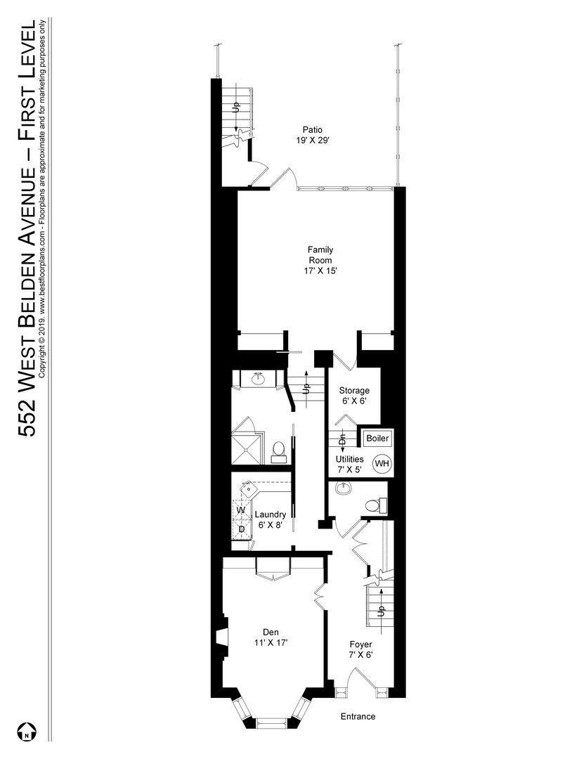 552 W Belden Avenue