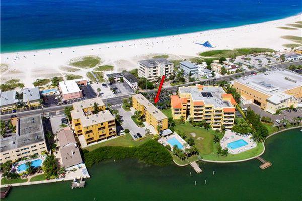 Gulf to Bay Lagoons Condominiums