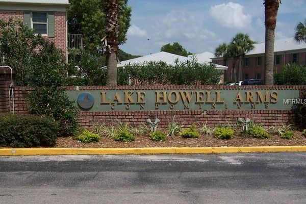 Lake Howell Arms Condominiums