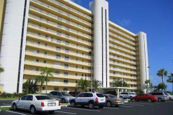 Sea Palms Condominiums