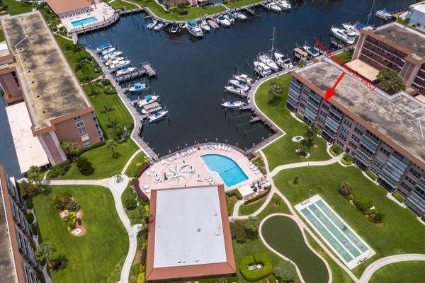 Tropic Bay Condominiums Marina