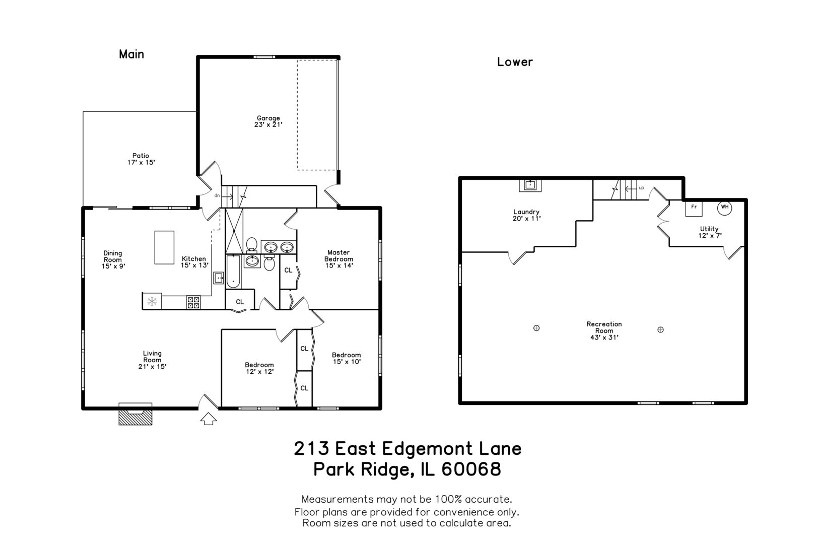 213 E Edgemont Lane