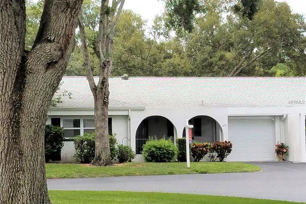 Tarpon Woods Tanglewood Patio Homes